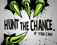 """The chance"" T-shirt design"