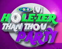 Channel [v] Polo hole-ier than thou party