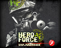 "Hero Force ® - ""Flash Game"""