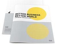 Cisco Better Business Better World