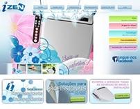 iZen Website