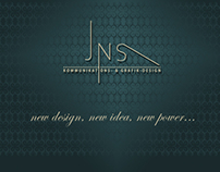 development of a new logo and corporate design