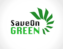 Logotype: Save On Green