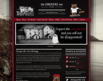 The Drovers Inn Website