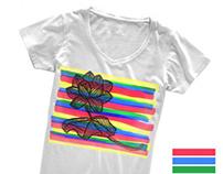 SS2012 - digital prints T-shirt