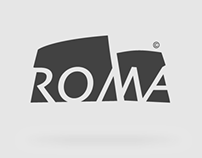 Cantieri Roma brand identity and web design