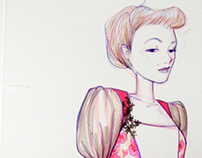 Fashion illustration v1