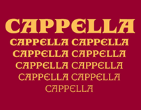 Cappella® Not for everyday use.