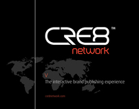 CRE8 NETWORK PROJECT SAMPLES