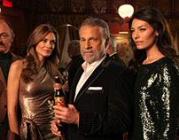 """Dos Equis """"Most Interesting Man"""""""