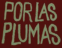 Por Las Plumas (poster)