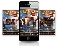 Bioshock Infinite - Mobile Launch