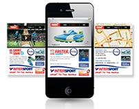 Puma - Intersport Mobile Campaign