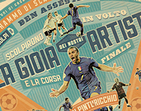 Design & Typography for Gazzetta dello sport - Print