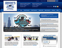 Johnny's Icehouse Website
