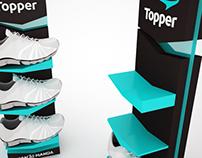 Topper POP Materials