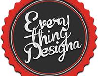 Everythingthing Designa typography