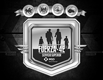 MSD Fuerza 4E.