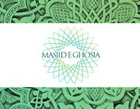 Masjid -e- ghosia Logo redesign