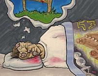 Ghouled Night, Sleep Tight
