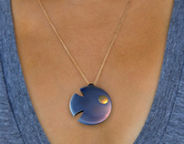 Jewellery design, The Silver Fish