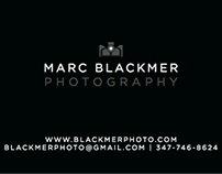 Marc Blackmer Photography Identity