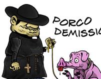Porco Demissionário