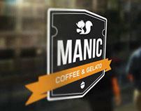 Manic Coffee + Gelato
