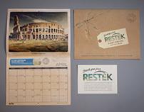 Restek Promotional 2013 Calendar