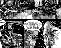 Graphic Novel Pages