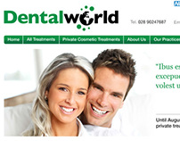 Dentalworld Home Page
