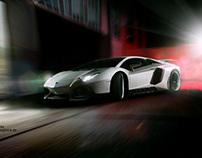 Lamborghini Aventador by NovitecRosso
