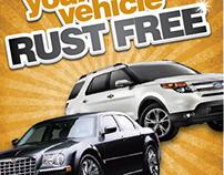 Rustproofing Flyer Cover
