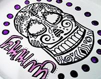 Yummy skull