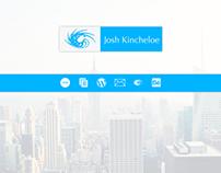 Joshk.me personal gateway site
