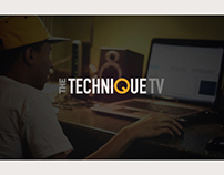 THE TECHNIQUE TV | Brand Identity & Guidelines