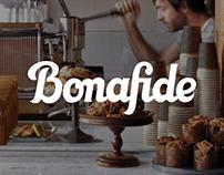 Identidad de marca Bonafide