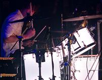 Metric LED Drum Kit