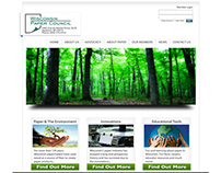 New website launched for the Wisconsin Paper Council