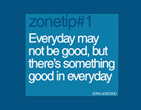 ZoneTips Brand Awareness Campaign