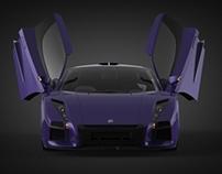 Vencer Galina - Concept Car Design