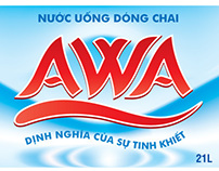 Awa Bottled Water