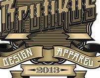 Brutikus Apparel Logo