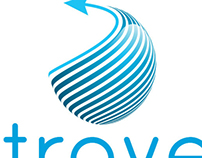 I Travel Logo Deign