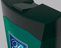 Romano Bottle Redesign