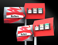 Marlboro Uniflex Point-of-Sale