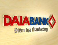 Dai A Bank Corporate Visual Identity