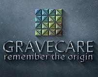 Gravecare logo