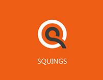 Squings - Rebranding