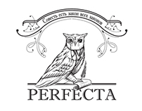Logo & site for company PERFECTA